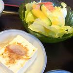 居酒屋タオ - 小鉢が多くてうれしい