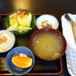 居酒屋タオ - 縞ホッケ定食