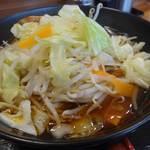 38472285 - 野菜たっぷりラーメン 730円