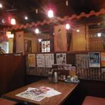 沖縄料理 ちゅらさん家 - 店内