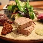 広尾小野木 - 肉盛り合わせ