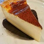 菓子館 木太久 - カマンベールチーズケーキ(480円)