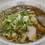 38476720 - ワンタン麺 650円=15年5月