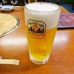 名家 - 生ビール
