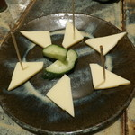 ビヤガーデン 博多屋 - チーズ