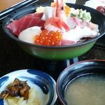 38480421 - 海鮮丼定食