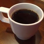 イグニッションスイッチ - ホットコーヒー350円(おかわり自由)