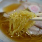 38482155 - 麺はかなりの細麺