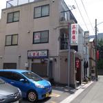 38482158 - 新潟駅から徒歩3分ほどの場所にある、老舗感たっぷりの店頭
