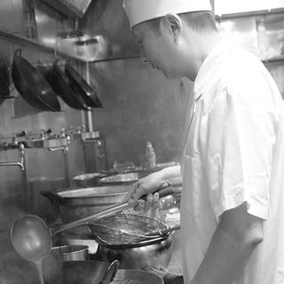 素材を生かした広東式で味わう、体にやさしいフカヒレ料理