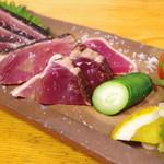 かもん亭 - 塩タタキ