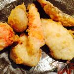 天ぷら 大吉 なんば店 - 単品 本日のおすすめ