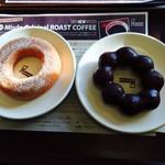 ミスタードーナツ - waffle ポンデリングチョコ