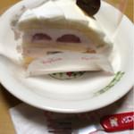 銀座コージーコーナー - フルーツケーキ