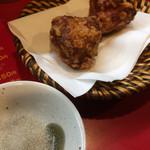 Houchun - 鶏唐揚げハーフ