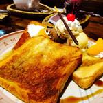 珈琲屋OB - トースト