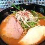 ダイナsoul - 味噌ラーメン(隠れメニュー)
