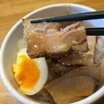ラーメン大桜 - 今日のお肉はとろとろでした(*^_^*)