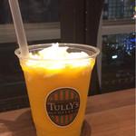 タリーズコーヒー - 杏仁豆腐&マンゴータンゴスワークル