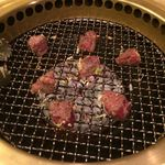 焼肉こり庵 - 角ハラミ