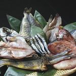 熟成牛たん幸 - 本日の焼魚
