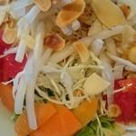 ラ・フェスタ - セットのサラダ