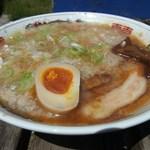らーめんゴルジ - ゴルジらー麺
