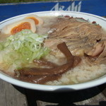 らーめんゴルジ - 不死鳥らー麺