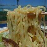 らーめんゴルジ - 麺リフト~