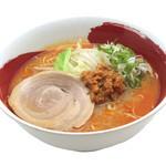 味の蔵 - フードコートメニュー「信州味噌豚骨らーめん」 780円
