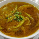 地球飯店 - 半麻婆茄子麺