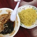 つけ麺大王  - つけ麺 550円