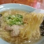 ラーメン大将 - 塩(700円)