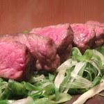 金舌 - ステーキ