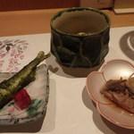 金舌 - 前菜