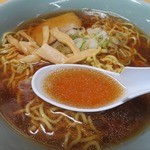 おふくろ食堂 - スープは、あっさり系