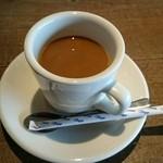 38497149 - ランチに付いてるコーヒー