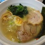 食楽 なごみ家 - 極ラーメン塩味、細麺¥750☆