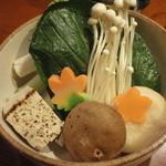 38497857 - 野菜盛