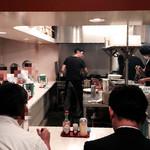 ロマスパ 情熱のナポリタン - 厨房