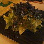 ヤトカフェ - 焼き肉屋風サラダ