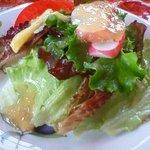 カフェ ジャルダン - 自家製野菜のサラダ