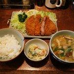 洋食 キムラヤ - ロースカツB
