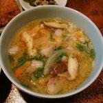 洋食 キムラヤ - 豚汁