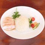 海南鶏飯食堂M - 海南鶏飯 900円