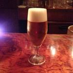 ル・コネスール - 1杯目:生ビール