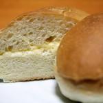 モグモグ - 料理写真:コッペパン カスタード