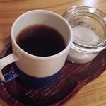 和kitchen かんな - ホットコーヒー