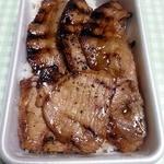 ぶたいち - ミックス豚丼(テイクアウト)