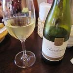 はん亭 - 白ワイン(ハーフボトル)